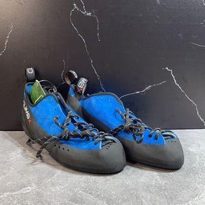 Climb X Rock Master Blue/Black Size 7m
